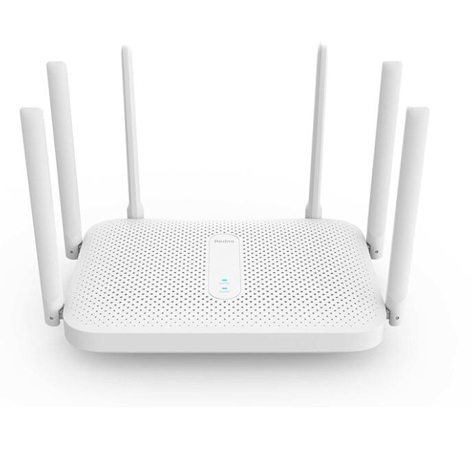 Redmi 红米 AC2100 双频2000M 千兆家用无线路由器 WiFi 5 单个装 白色
