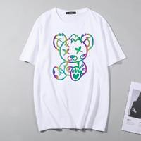 Semir 森马 ZA3A002212Y98-D010 男士圆领短袖纯棉T恤