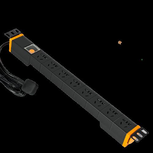 lengon 良工 XD-CK08 多孔大功率插排 1.8m