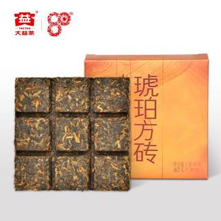 大益 普洱茶熟茶   60g*4片