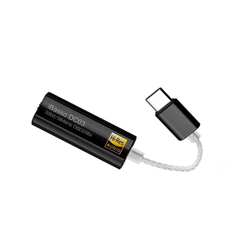 iBasso 艾巴索 DC03 便携解码耳放