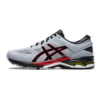 ASICS 亚瑟士  Gel-Kayano 26 男子跑鞋 1011A541-020 灰白色