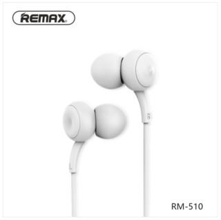 REMAX 睿量 RM-510 入耳式耳机