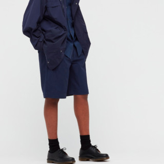 UNIQLO 优衣库 +J系列 男士短裤 439672