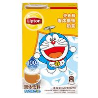 Lipton 立顿 哆啦A梦联名 款港式奶茶 10包