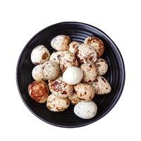 芮瑞 新鲜生鹌鹑蛋 35枚