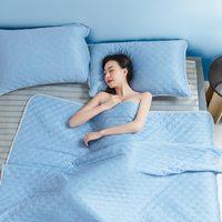 每晚深睡 草本抗菌冰冰的被 1.2m床