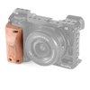 SmallRig斯莫格 索尼相机配件sonyA6300 A6400 A6500兔笼竖拍2310 单独木质手柄