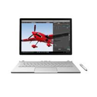 Microsoft 微软 Surface Book 13.5英寸 二合一轻薄本 银色(酷睿i7-6600U、1GB独显、8GB、256GB SSD、3K)