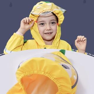 lemonkid 柠檬宝宝 儿童连体雨衣