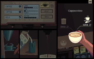 PC中文正版 steam平台 游戏 咖啡新语 咖啡谈话 Coffee Talk