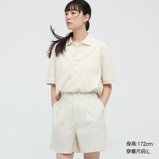 优衣库 男装/女装 快干POLO衫(短袖) 433038 UNIQLO