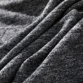 ROMON 罗蒙 男士圆领羊毛衫 9M042204 中灰 M
