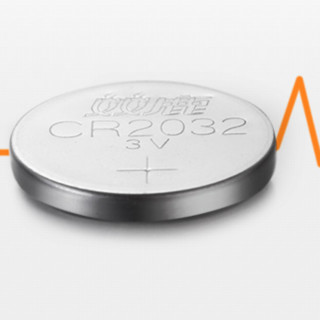 sonluk 双鹿 CR2032 纽扣锂电池 3V 10粒装