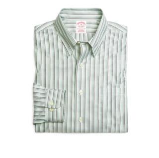 Brooks Brothers 布克兄弟 男士长袖衬衫