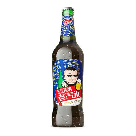 宏宝莱 老汽水8瓶
