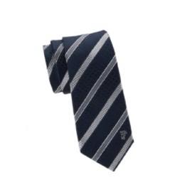 VERSACE 范思哲 男士条纹领带