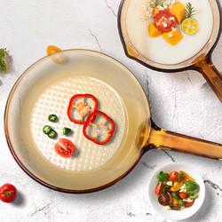 康宁(VISIONS)晶彩透明单柄锅