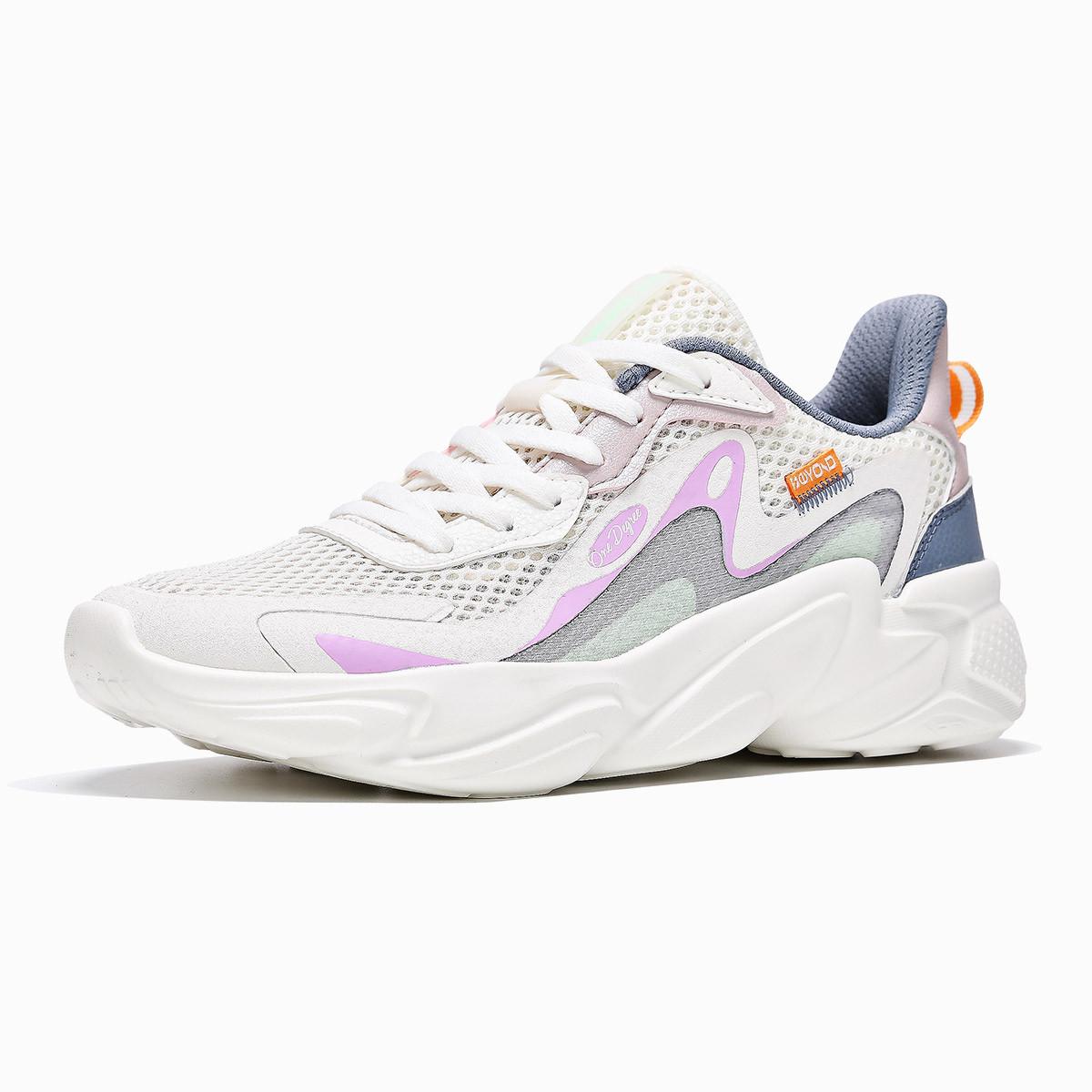 新品轻便缓震女式运动鞋女鞋跑步鞋