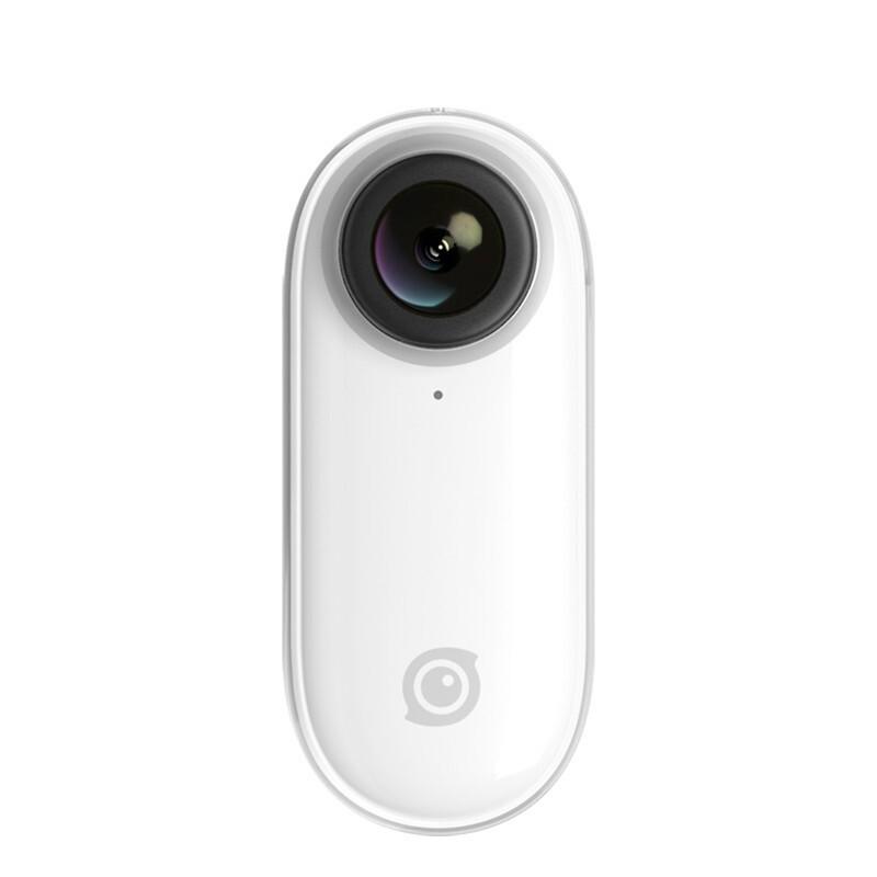Insta360 GO 智能运动相机 防抖