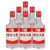 四川剑南春酒厂绵竹大曲浓香风格 红标52度500ml 6瓶组合装