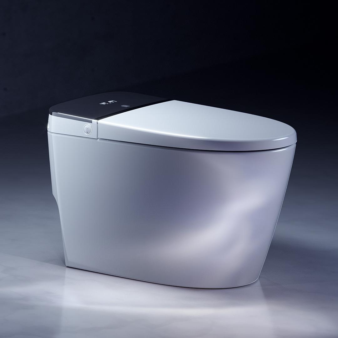 小编精选 : diiib 大白 大白上新双擎增压智能马桶,低水压也有大冲力,一键智洗,深入清洁