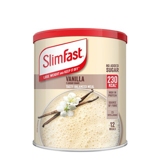 Slimfast 代餐奶昔 香草味 438g
