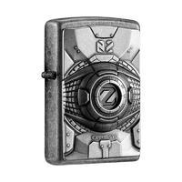 ZIPPO 之宝 ZERA200.19-0050-C01 机械之眼打火机 银色