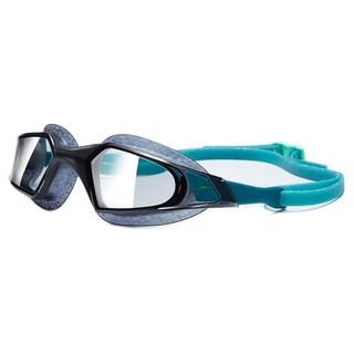 SPEEDO 速比涛 泳镜 812265D637 绿色/烟灰色 不镀膜