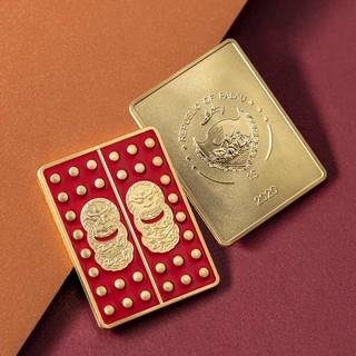小米有品 帕劳皇家宫门纪念币 40mm