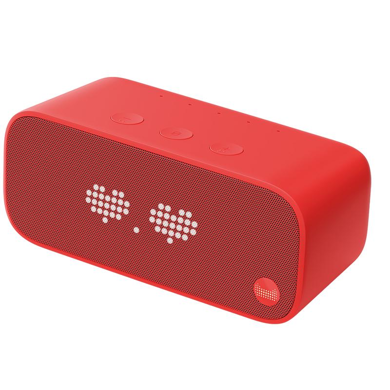 TMALL GENIE 天猫精灵 IN糖智能音箱蓝牙音响硬糖方糖声控在家用闹钟语音机器人