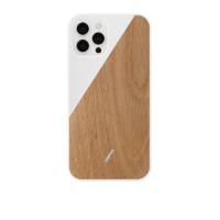NATIVE UNION iPhone12Pro Max 木质手机壳 白色