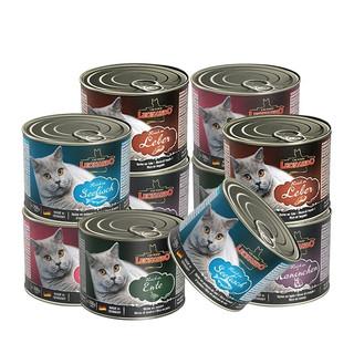 PLUS会员 : 小李子LEONARDO主食猫罐头 混合口味 200g*10罐