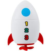 移动端:ZHIHUIYU 智慧鱼 儿童戏水萌趣动力火箭 1个装