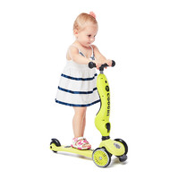 COOGHI 酷骑 VELO KIDS 儿童滑板车 经典款 柠檬黄
