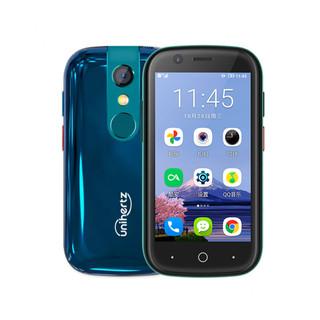 Unihertz Jelly 2 4G手机 6GB+128GB 墨绿