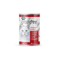 喵覓Fussy cat 澳洲進口貓罐頭幼貓成貓布偶英短美短通用濕糧袋鼠肉配方400g