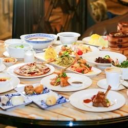 上海万达瑞华酒店 半自助午餐