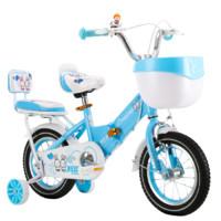 PHOENIX 凤凰 FH1206 儿童自行车 16寸 蓝色可妮兔