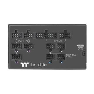 Thermaltake 曜越 PS-TPD-0850F3FAPC-1 白金牌(92%)全模组ATX电源 850W