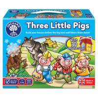 Orchard Toys OT081 桌面游戏 三只小猪