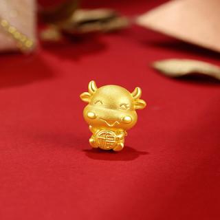 ZLF 周六福 AD166117 黄金手链 约1g