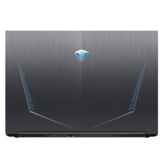 MACHENIKE 机械师 逐空T58-V 15.6英寸 游戏本 黑色 (酷睿i7-10750H、GTX 1650Ti 4G、16GB、512GB SSD、1080P、IPS、60Hz)