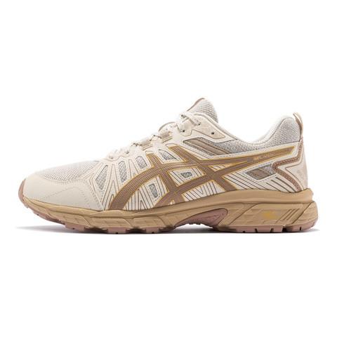 ASICS 亚瑟士 ASICS男跑步运动鞋 GEL-VENTURE 7 MX 复古老爹鞋网面越野