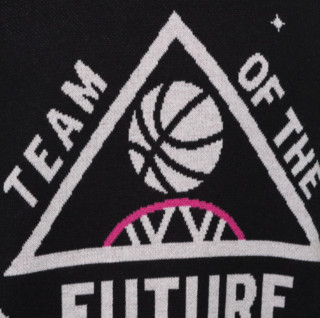 Just Don Team of the Future 男士针织衫 KTSBLK