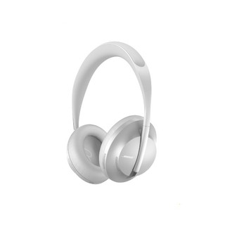 BOSE 博士 QuietComfort 35II 耳罩式头戴式主动降噪蓝牙耳机 银色