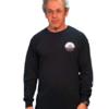 Tom Sachs Fanta 男士长袖T恤 黑色 L