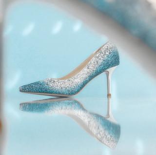hotwind 热风 迪士尼系列 女士高跟鞋 H04W1191