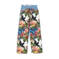 Levi's 李维斯 X FARM Rio自然·未来 女士牛仔长裤 87159-0000