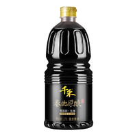 千禾 酱油 春曲原酿 1.28L